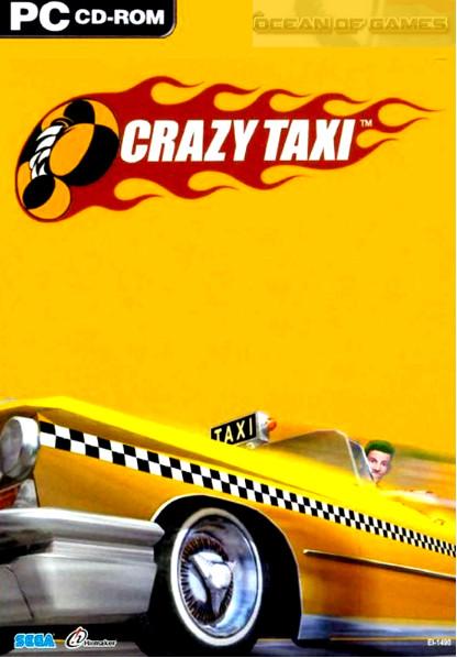 تحميل و تنزيل لعبة Crazy Taxi Free Download