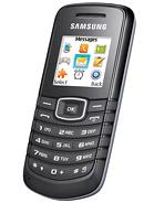 Firmware Samsung e1080f