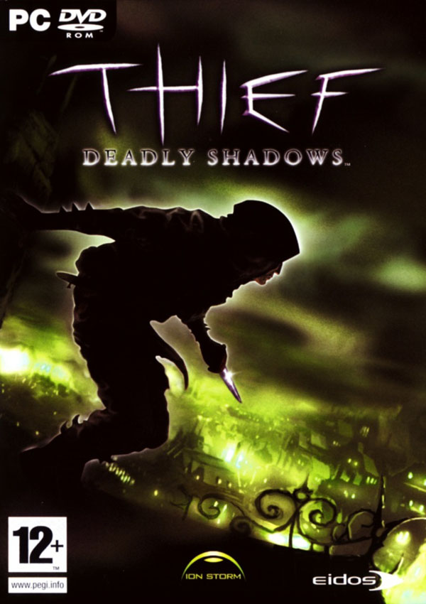 Thief Deadly Shadows Download Cover Free Game
