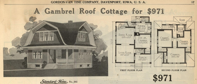 gvt gambrel roof