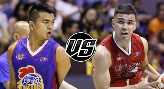 Live Streaming List: Magnolia vs Blackwater 2018 PBA Governors' Cup
