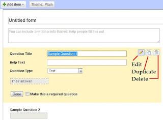 Cara Membuat Soal Online Via Google Docs