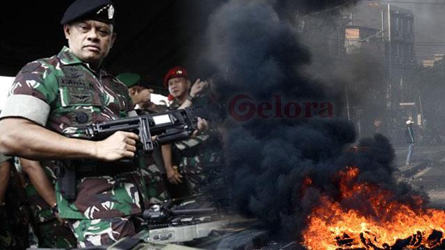 Arman GN: Sudah Jatuh Korban, Gatot tak Akan Diam