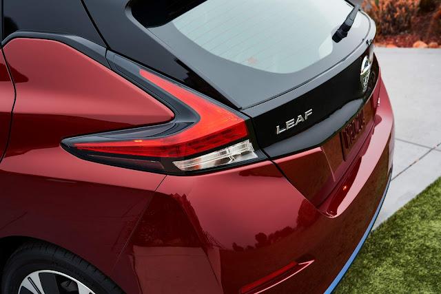 Novo Nissan Leaf 2018
