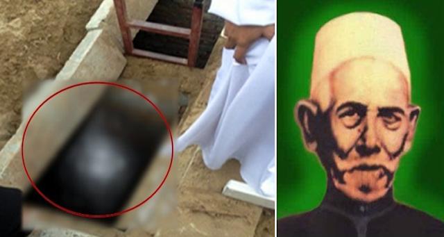 Jenazah Ulama Indonesia Ini Bikin Geger Arab Saudi, Saat Makamnya di Bongkar Ini Yang Terjadi. Petugas Sampai Lari!!
