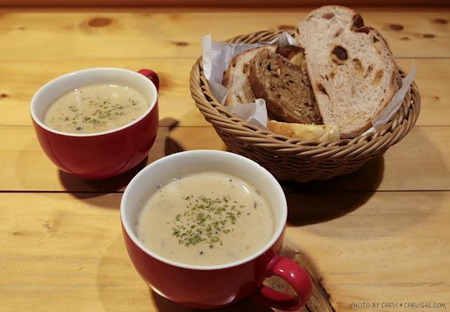IMG 1777 - 熱血採訪│焙客鄉村廚房,逢甲全天候早午餐,下午一點滿滿