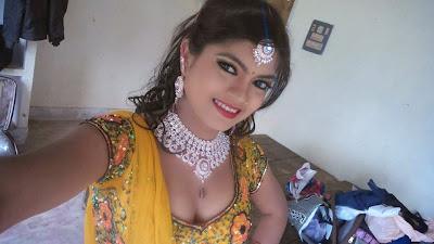 Bhojpuri Singer and Actress  Nisha Ji