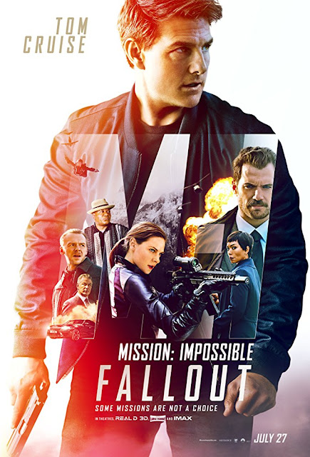 Poster Mission: Impossible – Fallout 2018 Full Hindi Movie Download Dual Audio Hd