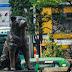 Hachikō monument du chien de Shibuya Tokyo