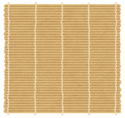 巻き簾のイラスト