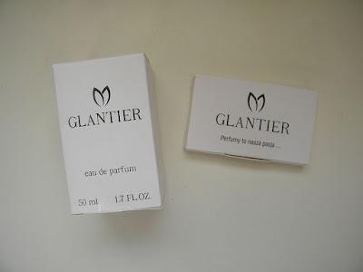 Perfumy Glantier nr 466 , recenzja.