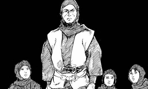Hanzou no Mon Chap 63 - Phần 2