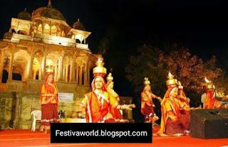 Godwar Festival, Udaipur