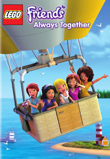 LEGO Friends: Always Together [2016] [DVD5] [Latino]