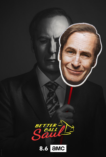 Better Call Saul Season 4 One Sheet Television Poster