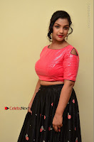Telugu Actress Mahi Stills at Box Movie Audio Launch  0035.JPG