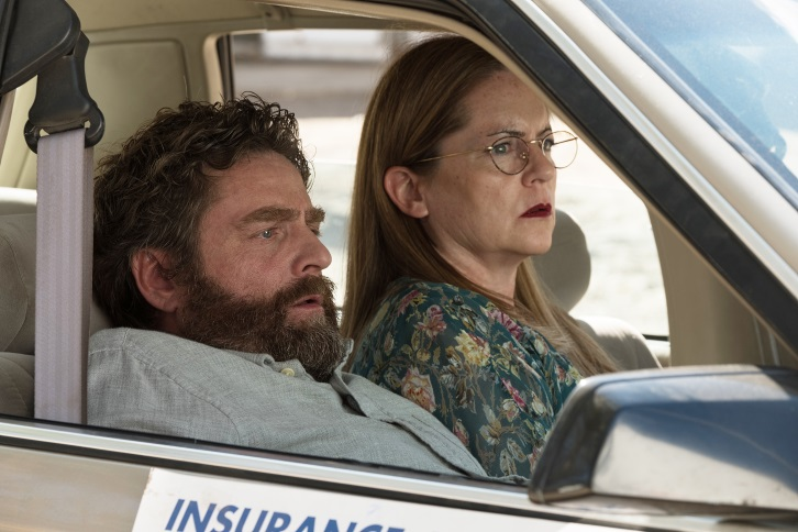 Baskets - Episode 3.02 - Finding Eddie - Promotional Photos + Synopsis