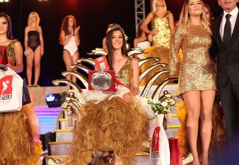 Kristina Skurra Mis Albania 2016