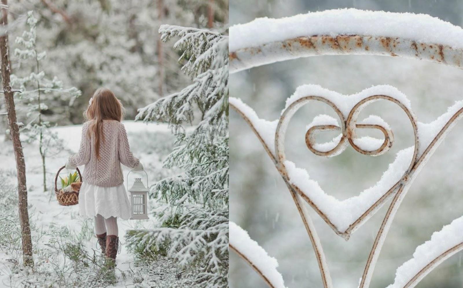 december winter