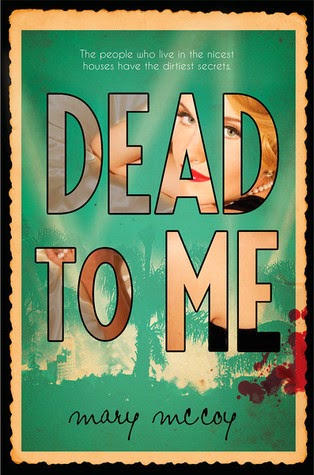 Dead to Me book cover