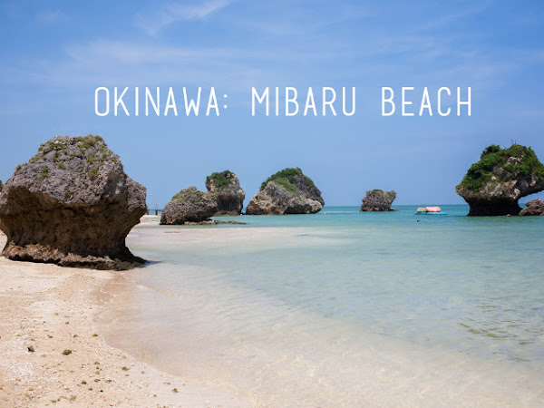Travel: Mibaru beach and Ou-Jima, Okinawa