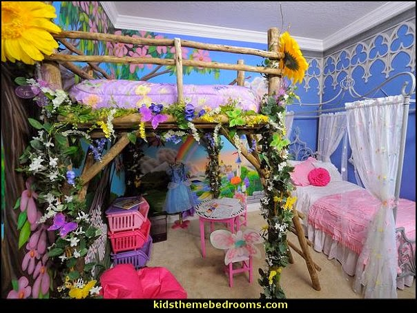 Decorating theme bedrooms maries manor fairies for Fairytale inspired home decor