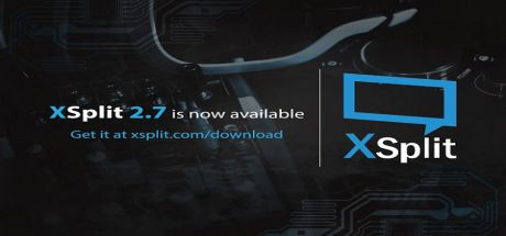 Download XSplit Broadcaster 2.7
