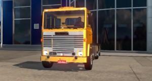 Scania LK 140 truck mod