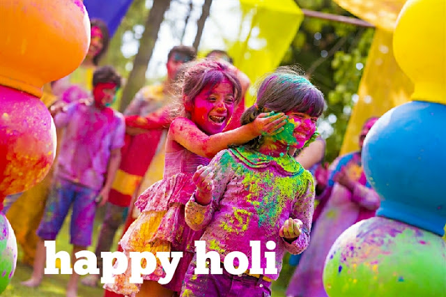 colorful hpli wishes images