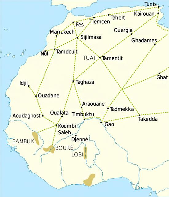 Cartina Dell Africa In Bianco E Nero.Spedizioni Romane In Africa Romanoimpero Com