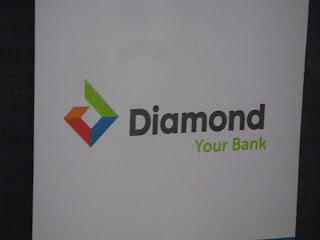 BRAND'NG: Diamond bank gets colourful
