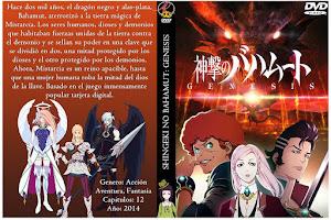 Shingeki no Bahamut: Genesis [12/12] - Mp4 HD + Avi - Mega