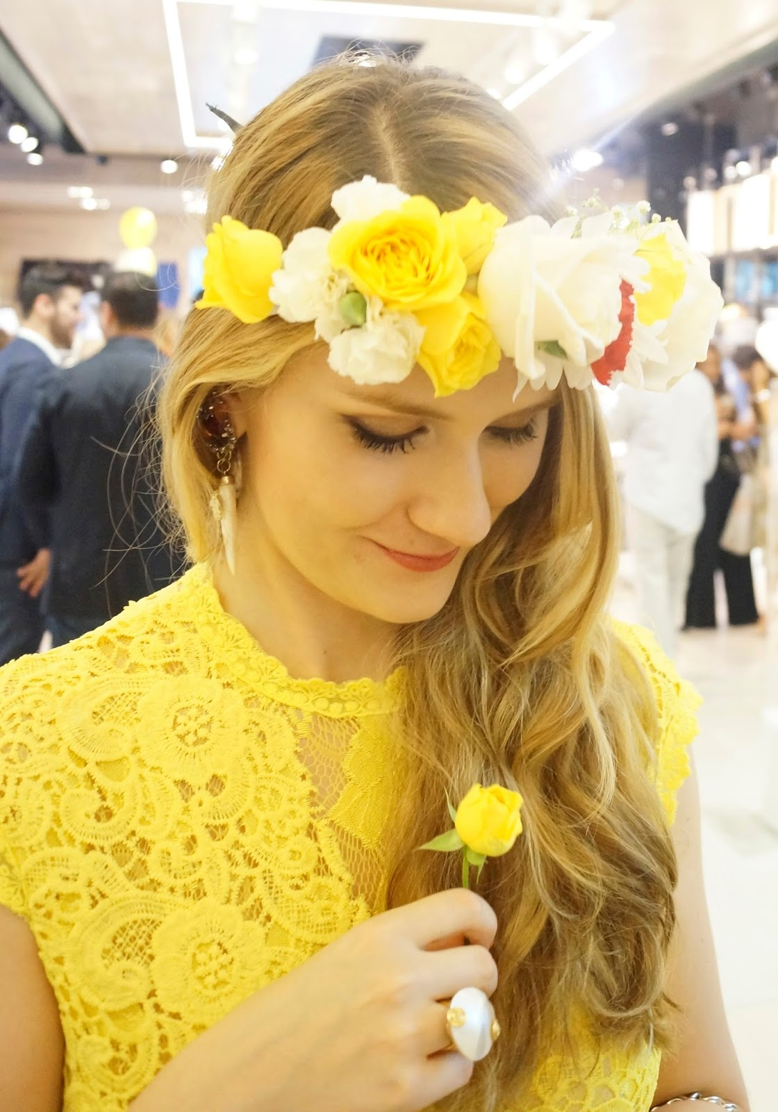 Flower crowns are perfect for Spring and Summer!