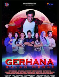 Download Lagu Terbaru Ost Gerhana Bulan Merah