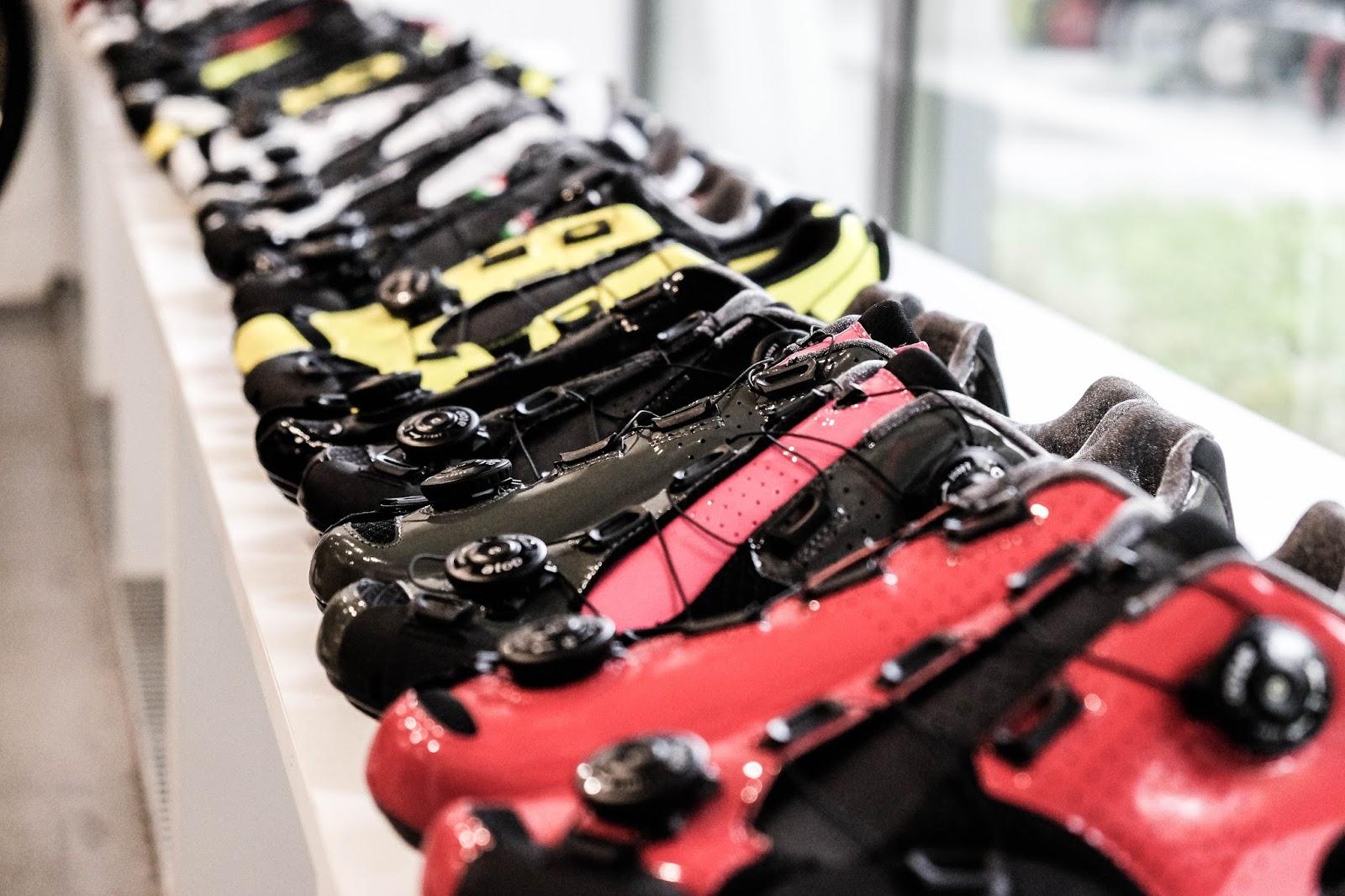 多到滿出來的 Lintaman 自行車卡鞋