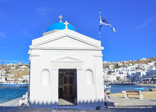 Mykonos travel itinerary