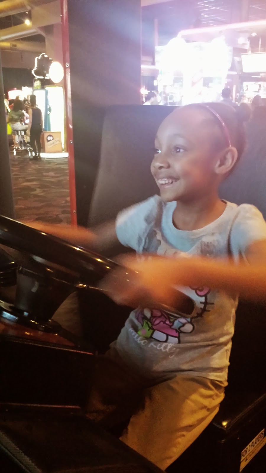 Dave and Busters- Children