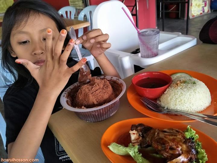 Nasi Ayam D'Bukit Sedap
