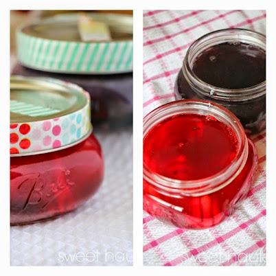 gel diy air fresheners, kool aid crafts, essential oils