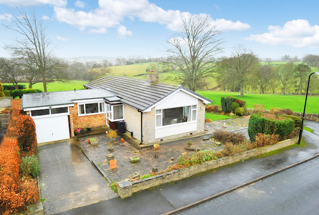 Harrogate Property News - 3 bed detached bungalow for sale Firs Grove, Harrogate HG2