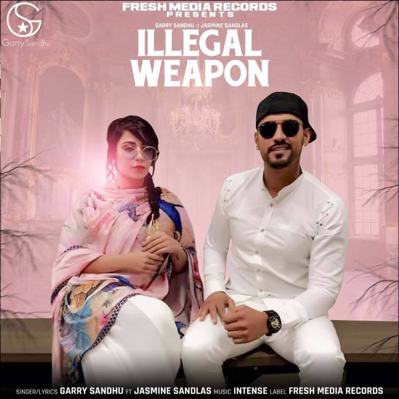 Bhani Wala Khan Gulab Sidhu Mp3 Song: Illegal Weapon (feat. Jasmine Sandlas