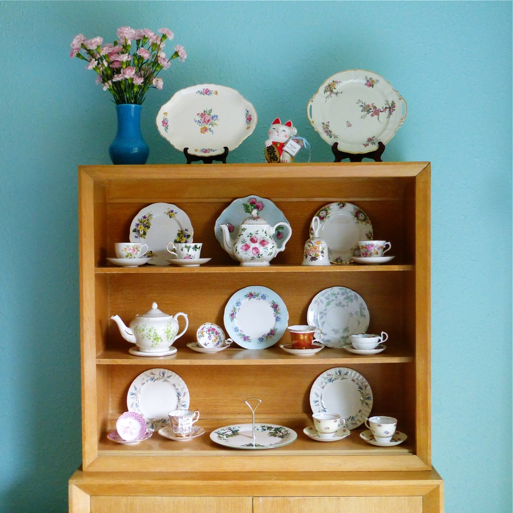 Visit My Shop on Etsy - Vintage Tea Treasures!
