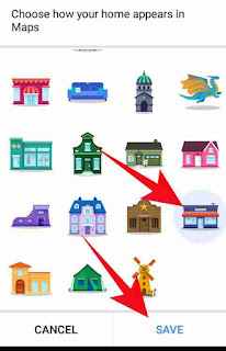 Google map address me icon add kese kare 4