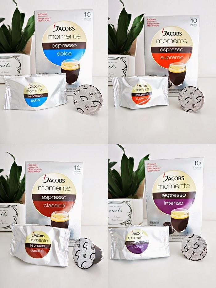 Jacobs Momente Espresso Kapseln
