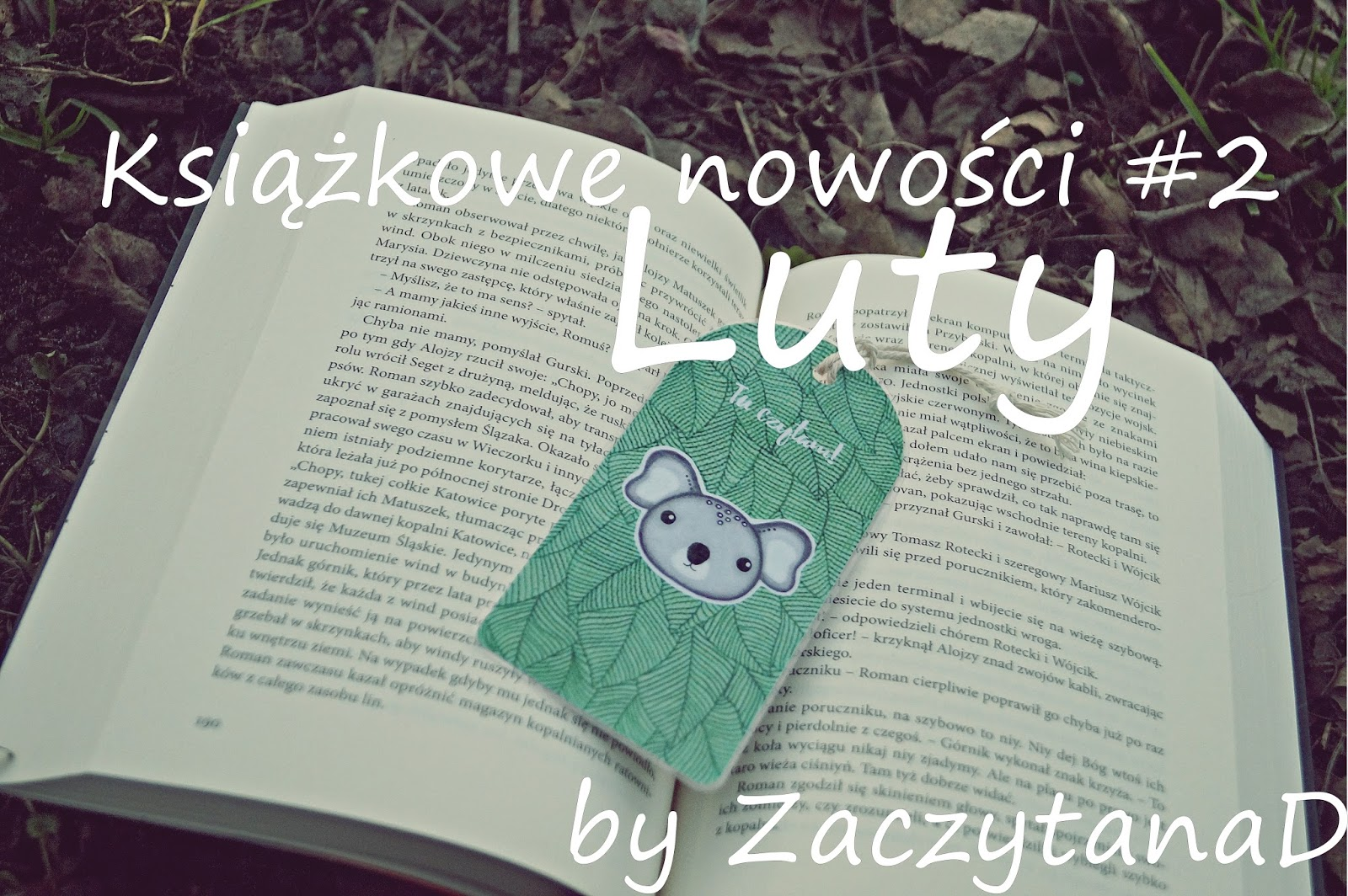 Książkowe nowości #2 Luty