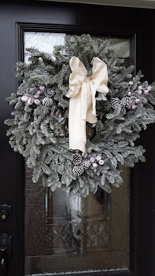 Christmas Wreath Up-Cycle