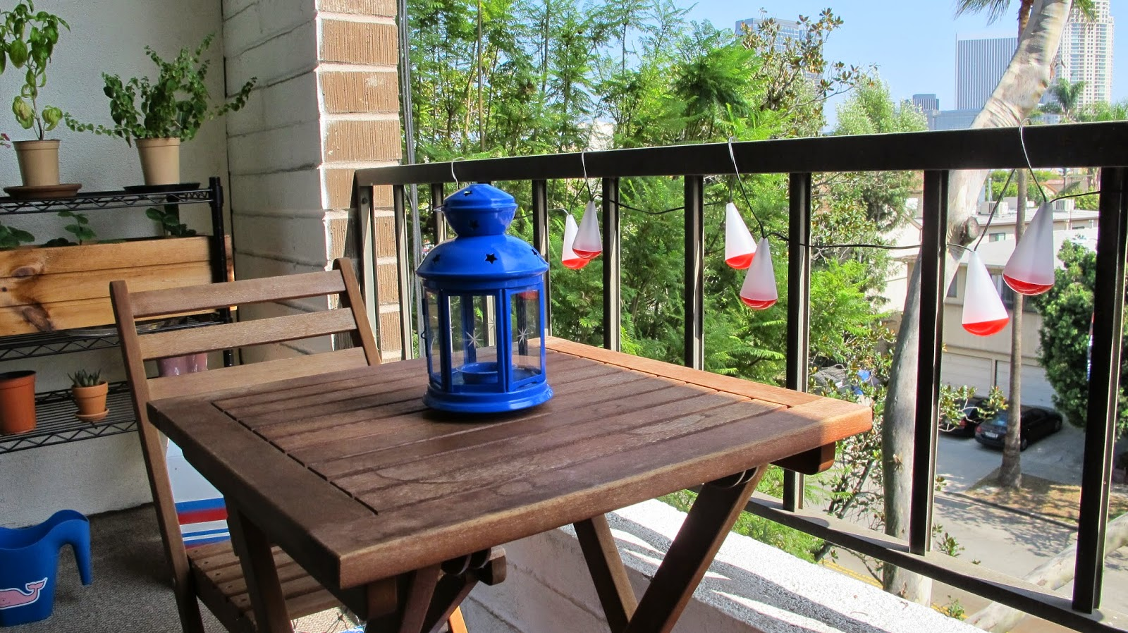Nautical by Nature | Nautical balcony