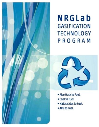 nrglab gasification techonology program