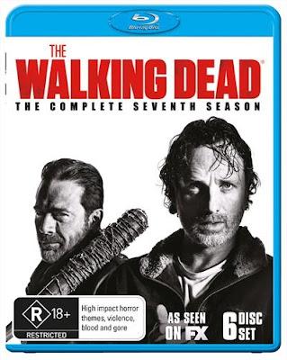 The Walking Dead: Season 7: Blu Ray Review