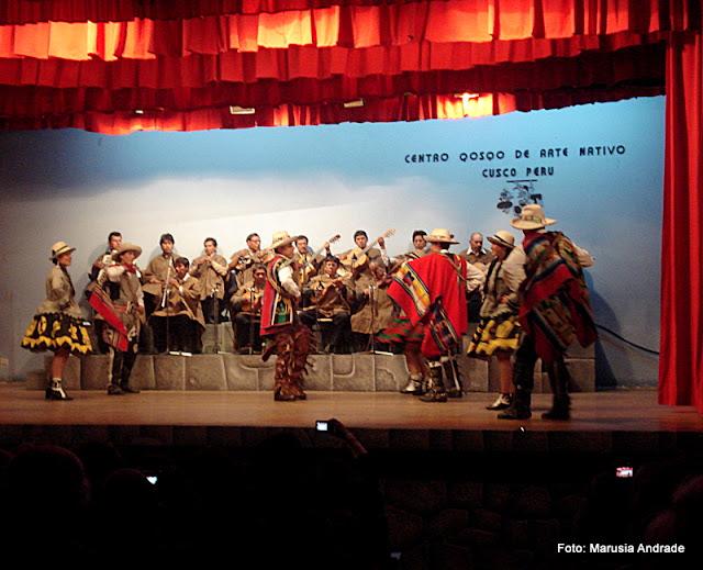 Centro Qosqo de Arte Nativo - Cusco - Peru
